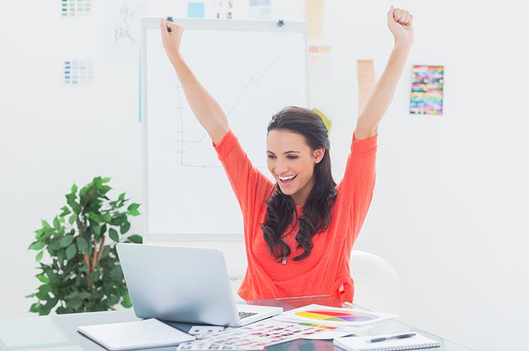 success in esthetician business